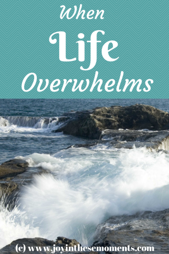 Lavish Worship when Life Overwhelms @joyinthesemoments.com